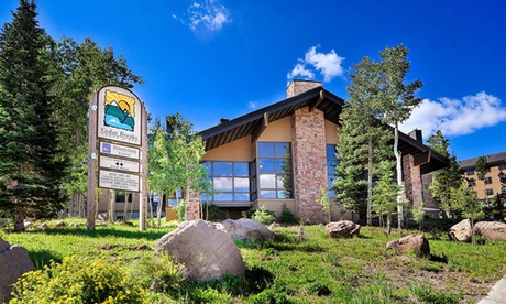 Stay with Optional Dining Credit at Cedar Breaks Lodge & Spa in Brian Head, UT. Dates into December. photo