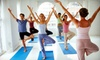 Full Body Fitness & Yoga - Oakbrook: Five Drop-in or One of Month Unlimited Yoga and Fitness Classes at Full Body Yoga in Florence (Up to 64% Off)