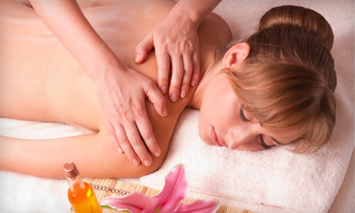 GiGi at Downtown Salon Suites - Wylie: One or Three 60-Minute Deep-Tissue Massages from GiGi at Downtown Salon Suites (Up to 57% Off)