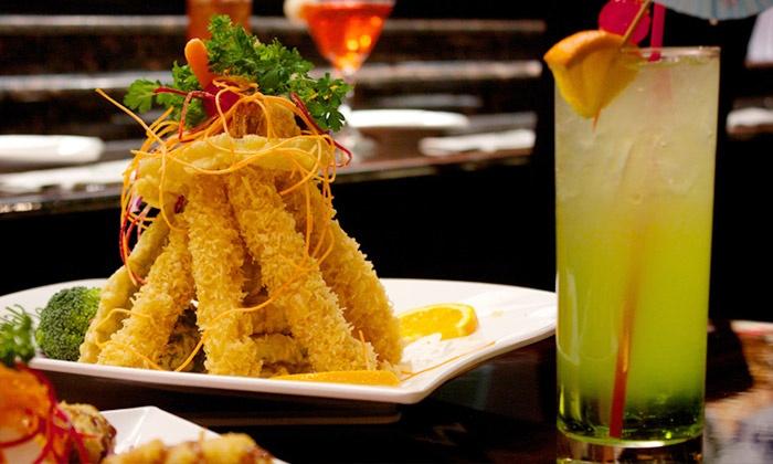 Aodake Sushi & Steak House - Multiple Locations: $16 for $30 Worth of Japanese Cuisine at Aodake Sushi & Steak House