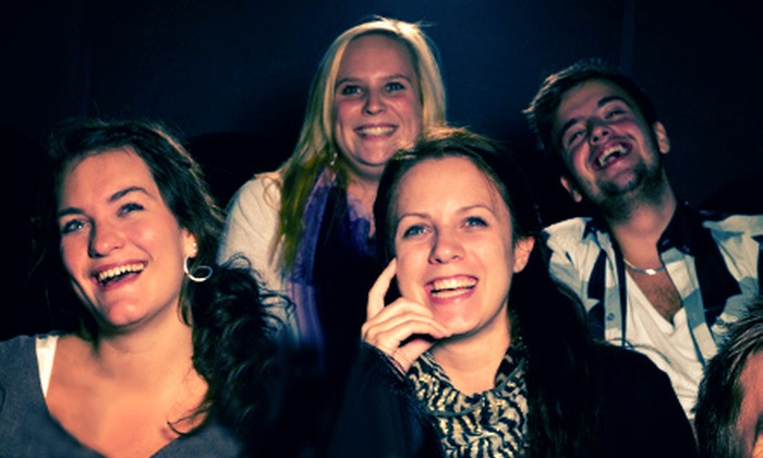 The Looney Bin Comedy Club - Travis - Chelsea: $10 for Standup Show and Dance Partyat 8 p.m. Six Dates Available.