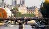 Paris-Ouest : 1 à 3 nuits avec petit déjeuner et boisson de bienvenue