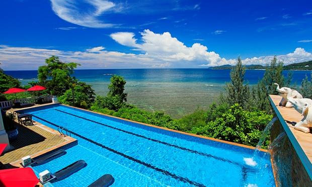 Phuket: 4* Aquamarine Resort 3