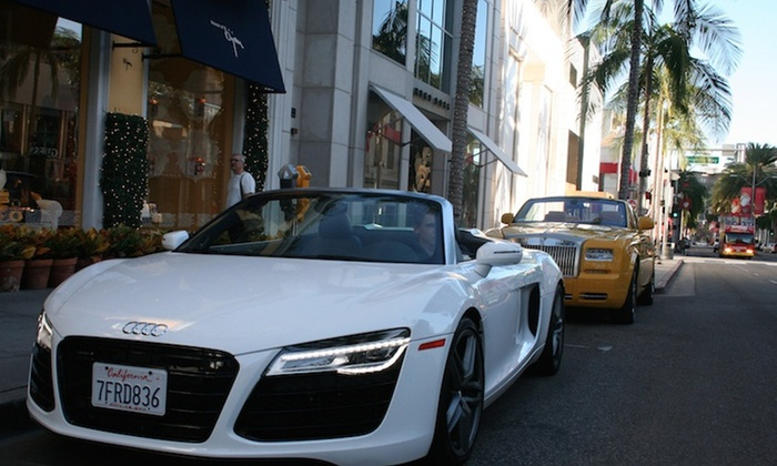DPN Car Rentals - Los Angeles: $630 for $900 Worth of Luxury Car Rental — DPN Car Rentals