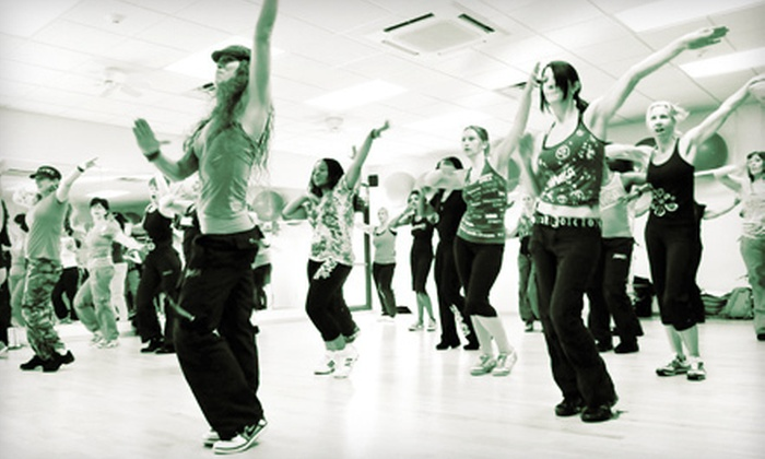 Zumba Fitness With Reneé Grace Pickett - Winston-Salem: 5 or 10 Classes at Zumba Fitness With Reneé Grace Pickett (Up to 68% Off)