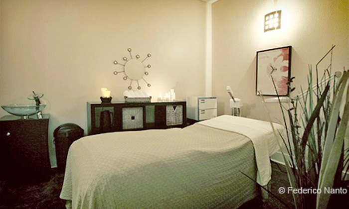 So-Pure Salon and Spa - Tallahassee: Couples or Girls' Night Out Spa Package with Chocolate Facials and Aveda Lotion at So-Pure Salon and Spa (Half Off)