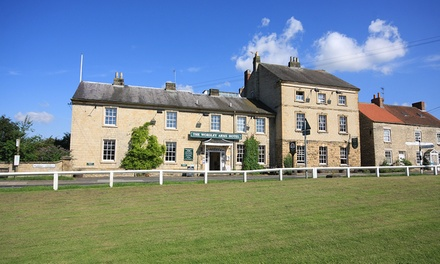 North Yorkshire: 1 or 2 Nights with Breakfast