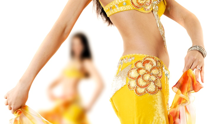 NYC Belly Dance - Chelsea: 5 or 10 Zumba or Belly-Dance Classes at NYC Belly Dance (Up to 68% Off)