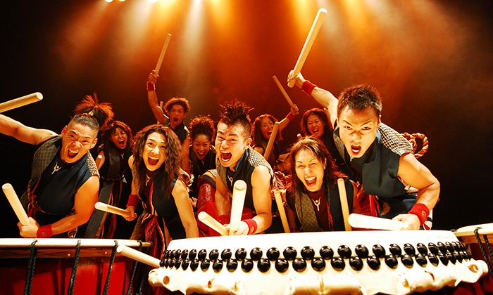 Yamato Drummers of Japan - Majestic Theatre: Yamato Drummers of Japan on February 10 at 7:30 p.m.