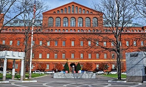 National Building Museum: Visit for Two or Four to the National Building Museum (Up to 50% Off)
