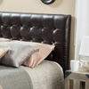 Lansing Queen to Full Tufted Headboard