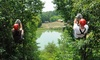 North Georgia Canopy Tours - Lakeshore: Choice of Zip Line Adventure at North Georgia Canopy Tours (Up to 34% Off)