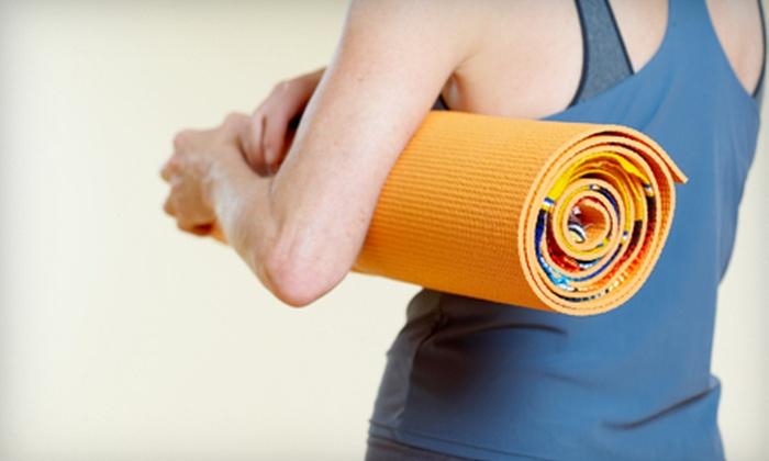 Yoga Synergy Spa - Firewheel Town Center: $25 Worth of Yoga Classes