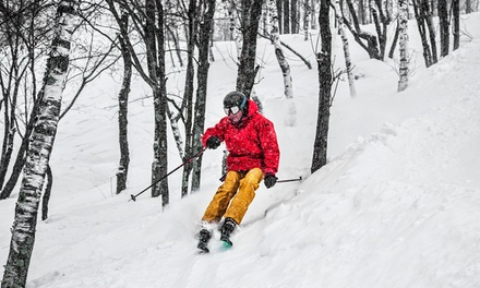 Two-Day Lift Ticket with Optional Ski or Snowboard Rental at Granite Peak (Up to 44% Off)