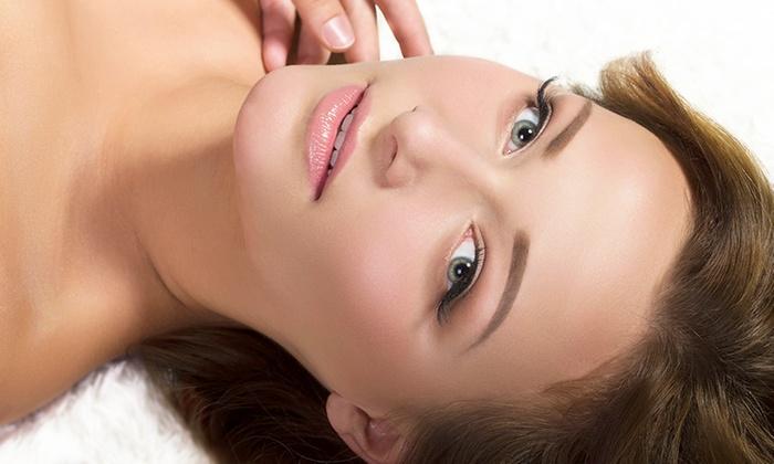 Facial Plus Eyebrow Threading and Lash Tint at Cute Brow & Nails Bar