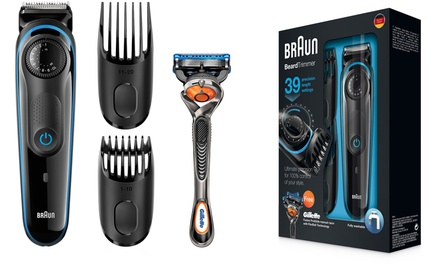 Braun baardtrimmer BT3040