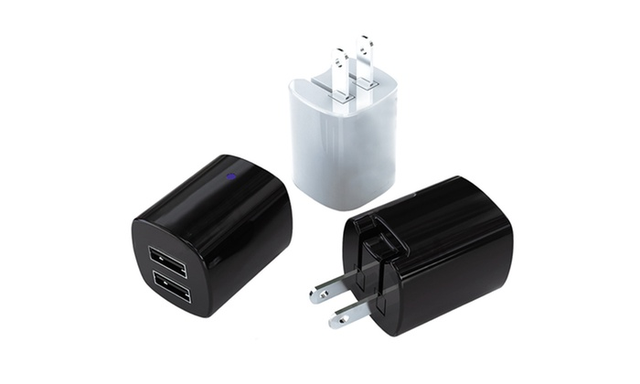 Urge Basics 2.1-Amp Dual-USB Wall Charger: Urge Basics 2.1-Amp Dual-USB Wall Charger for Tablets and Smartphones. Free Returns.