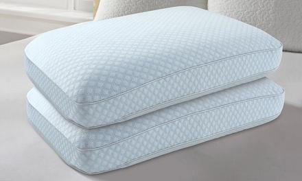 Pure Rest Memory Foam Pillows Groupon Goods