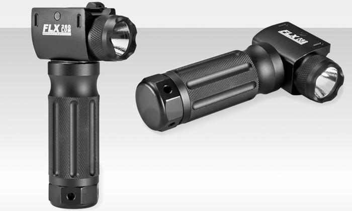 Barska 260-Lumen FLX Flashlight Attachment with Tactical Grip