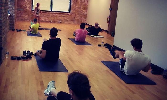 Wilson Fitness Studios - West Loop: 5 Fitness Classes at Wilson Fitness Studios ($100 Value)