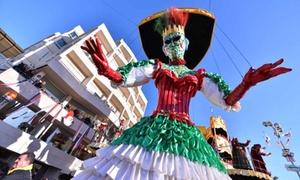 CARNEVALE DI VIAREGGIO: 2 o 3 ingressi al Carnevale di Viareggio 2016 (sconto fino a 30%)