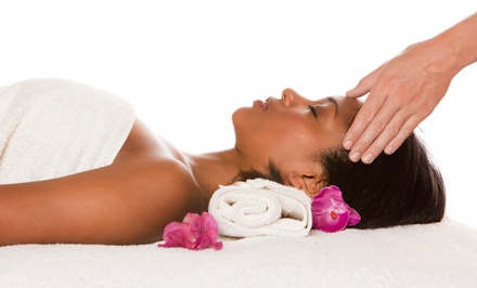 Massage, Facial, and Hand and Foot Treatment at Facials N Such in Marietta (Up to45% Off)