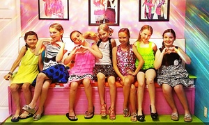 The Klumsy Moose Kids Spa & Party Boutique: Spa Package or Party at  The Klumsy Moose Kids Spa & Party Boutique (Up to 55% Off). Four Options Available.