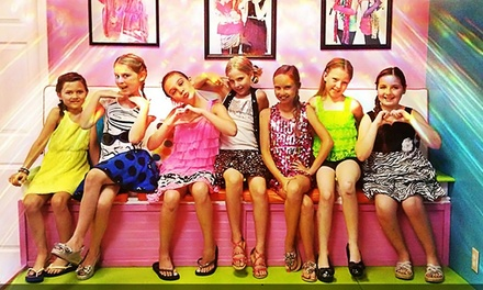 Spa Package or Party at  The Klumsy Moose Kids Spa & Party Boutique (Up to 55% Off). Four Options Available.