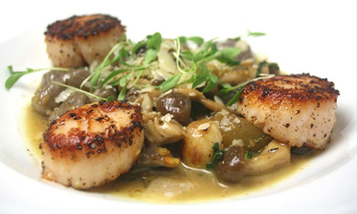 Ohana - Gloucester: $40 for a New American Dinner for Two at Ohana (Up to $75 Value)