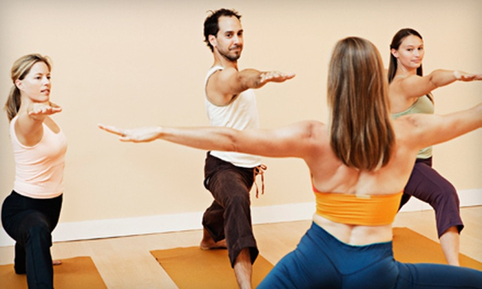 The Hott Spot Extreme Wellness - Bridgeville: One Month of Unlimited Hot-Yoga Classes or 10 Hot-Yoga Classes at The Hott Spot Extreme Wellness in Bridgeville (Up to 70% Off)