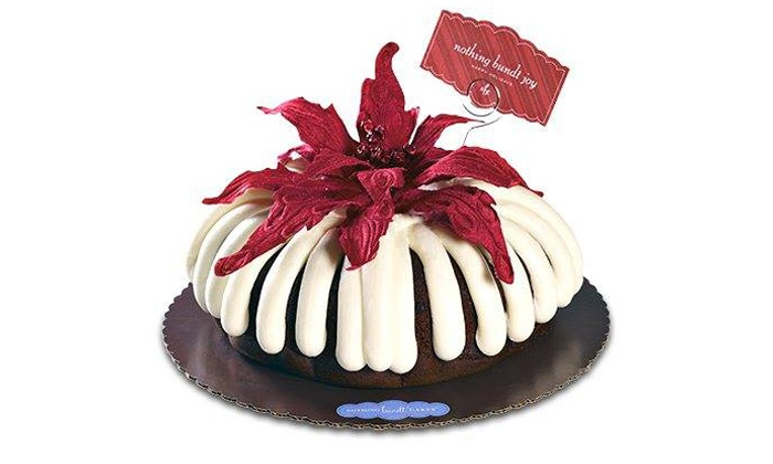 Nothing Bundt Cakes - Sherman Oaks: $10 for $20 Worth of Cakes and Desserts at Nothing Bundt Cakes