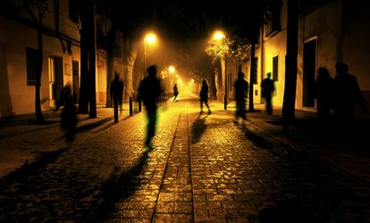 image for Jack the Ripper Tour for Up to Four from London Mystery Walks (Up to 60% Off)