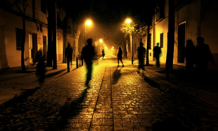 Ghost Walk Experience for Two or Four from Haunted History Tours