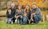 Scileppi Photography - Denver: $69 for a One-Hour Photo Session and Print Package from Scileppi Photography ($140.50 Value)