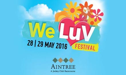 We Luv Festival