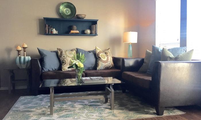Atmospheric Home Staging, LLC - Preston Hollow: $138 for $250 Groupon — Atmospheric Home Staging, LLC