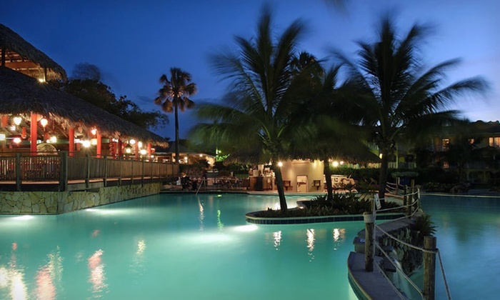 Lifestyle Tropical Beach Resort Spa Puerto Plata Dominican Republic 399 For A