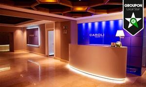 Caroli Health Club: Masaje individual o en pareja desde 49 € en Caroli Health Club del Hotel Meliá Castilla
