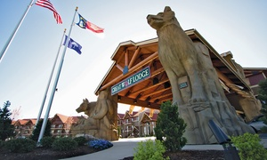 Stay With Water Park Passes And Resort Credit At Great Wolf Lodge Charlotte/concord In Concord, Nc. Dates Into November.