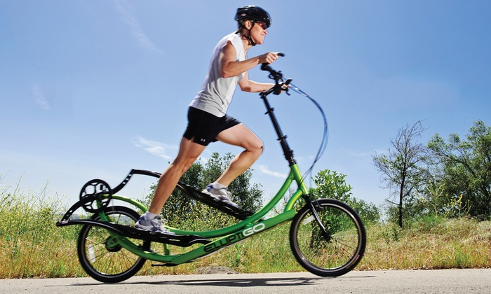 Fitness Experts - Multiple Locations: Four-Hour ElliptiGO Rental for One or Two from Fitness Experts (Up to 80% Off)