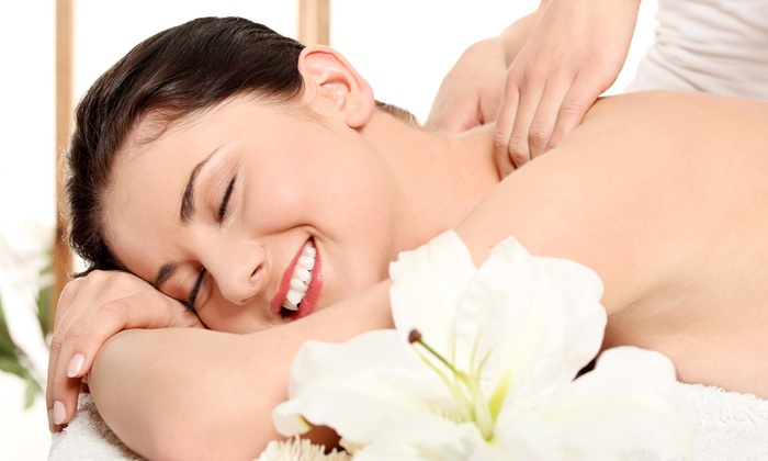 Bohemian Med-Spa - Stonegate - Queensway: $79 for a Two-Session Spa Package with Sea-Salt Body Polish, Massage, and Manicure at Bohemian Med-Spa ($395 Value)