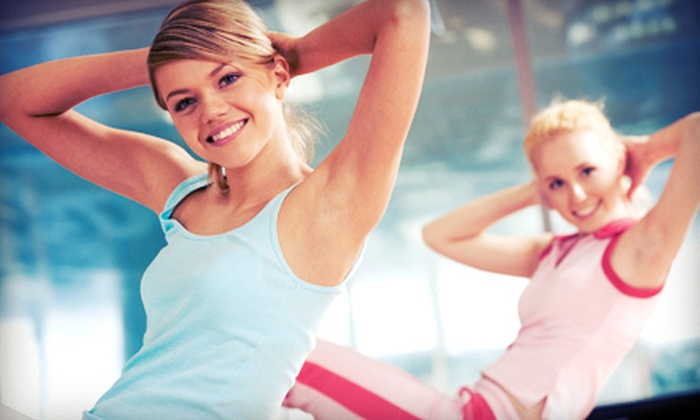 4Balance Fitness - Mauldin: 28 Days or Eight Weeks of Group Classes at 4Balance Fitness (Up to 88% Off)
