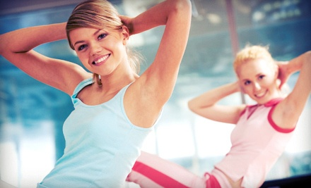 28 Days or Eight Weeks of Group Classes at 4Balance Fitness (Up to 88% Off)