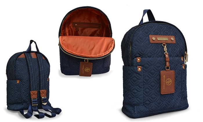 Adrienne Vittadini Luggage Quilted New 2pc Adrienne