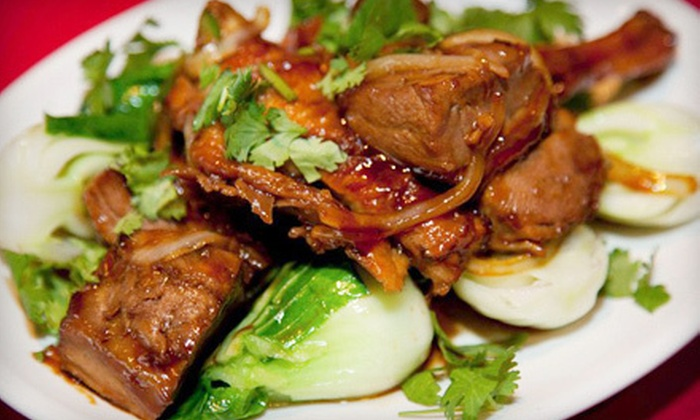Chinese Mirch - North Brunswick: Chinese-Indian Dinner for Two or Four at Chinese Mirch (Up to 63% Off)