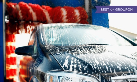 $28 for Five Protect Car Washes at Quick Quack Car Wash ($60 Value)