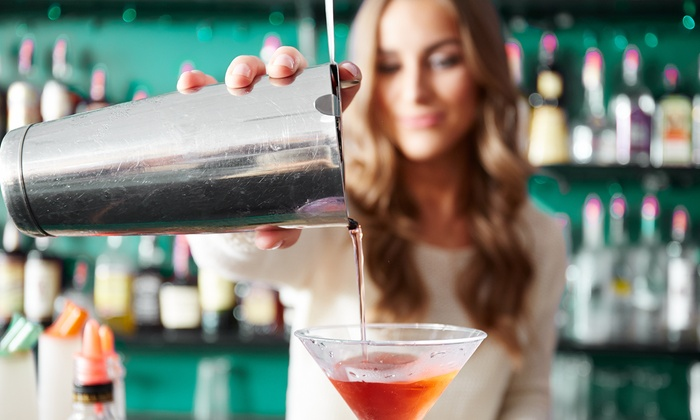 Professional School of Bartending - Providence : $175 for a 35-Hour Bartending Course at Professional School of Bartending ($299 Value)