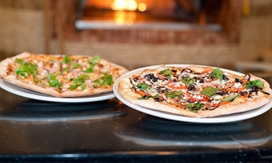 Brixx Wood Fired Pizza - Marietta: Pizza and Drinks, Valid Sunday–Thursday or Any Day of the Week at Brixx Wood Fired Pizza (Up to 53% Off)