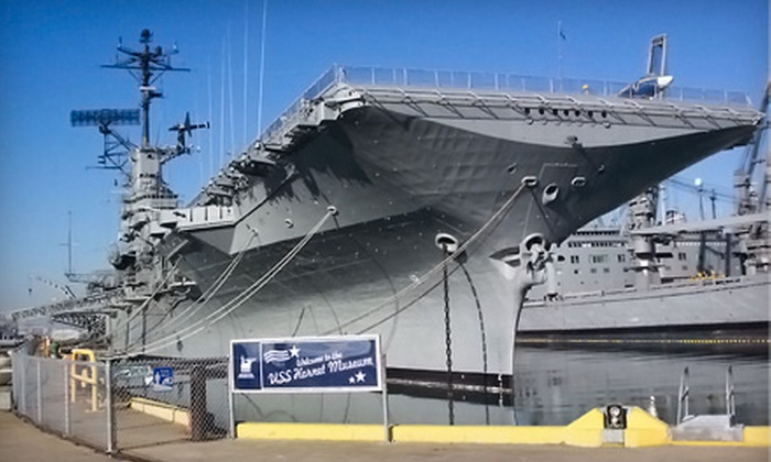 "USS Hornet Museum - Alameda: Visit for Two or Four to the USS ""Hornet"" Museum (Up to 55% Off)"