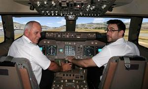 747 Flight Sensation: Jet Flight Simulator - 30 ($77), 45 ($107) or 60 Minutes ($137) at 747 Flight Sensation, Malaga (Up to $297 Value)